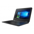 "Portatil 360 Lenovo N23 80UR CEL N3160 4GB 128GB SSD 11.6"" HD Tactil W10P EDU Black"