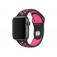 Correa Apple 40MM Nike Sport Black / Pink Blast
