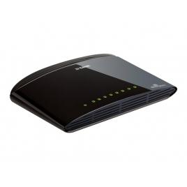 Switch D-LINK DES-1008D 10/100 8 Puertos Soho