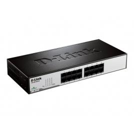 Switch D-LINK DES-1016D 10/100 16 Puertos