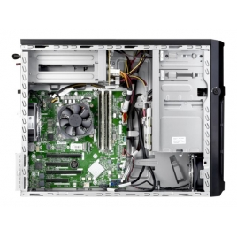 Servidor HP Proliant ML30 G10 E-2124 16GB NO HDD LFF S100I 350W