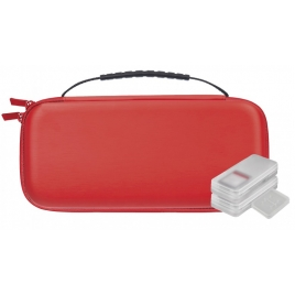 Funda Nuwa EVA red para Nintendo Switch