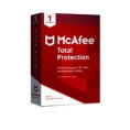 Antivirus Mcafee Total Protection 1 Dispositivos 1 año