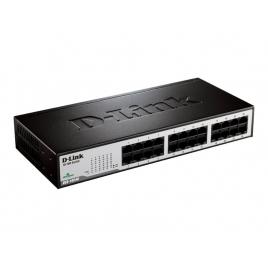 Switch D-LINK DES-1024D 10/100 24 Puertos