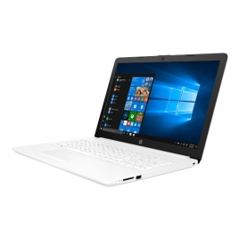 "Portatil HP 15-DA0030NS CI3 7020U 8GB 256GB SSD 15.6"" HD W10 White"