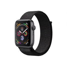 Apple Watch Serie 4 GPS 44MM Space Grey Aluminium + Correa Sport Loop Black