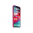 Funda iPhone XS MAX Apple Silicone Pitaya