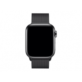 Correa Apple 40MM Milanese Loop Space Black