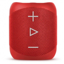 Altavoz Bluetooth Sharp GX-BT180 14W IP56 red
