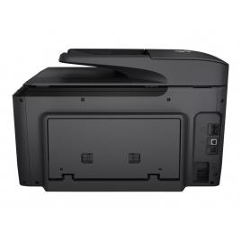 Impresora HP Multifuncion Officejet PRO 8710 35PPM USB LAN WIFI Duplex Black