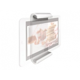"Soporte Tablet Pared Nedis 7-12"" White"