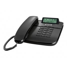 Telefono Fijo Siemens Gigaset DA610 Black