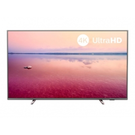 "Television Philips 55"" LED 55PUS6754 4K UHD Smart TV Ambil Silver"