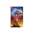 Juego Switch Disney Classic: Aladdin Y el REY Leon