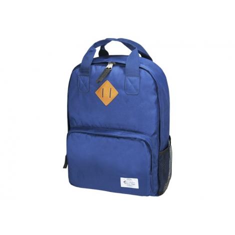 """Mochila Portatil E-VITTA 16"""" Style Backpack Dark Blue"""
