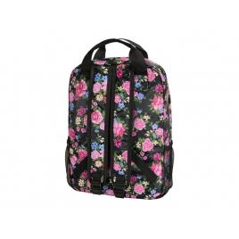 """Mochila Portatil E-VITTA 16"""" Style Backpack Roses"""