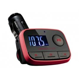 Transmisor FM Energy MP3 para Coche F2 Racing red