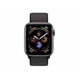 Apple Watch Serie 4 GPS 40MM Space Grey Aluminium + Correa Sport Loop Black