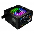 Fuente de Alimentacion ATX 600W Deep Gaming Deep Energy RGB PFC Activo 80+ Bronze Coolbox