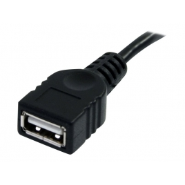 Cable Startech USB 2.0 Extension Cable a TO a