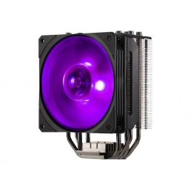 Ventilador CPU Cooler Master Hyper 212 RGB Black