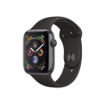 Apple Watch Serie 4 GPS 44MM Space Grey Aluminium + Correa Sport Black