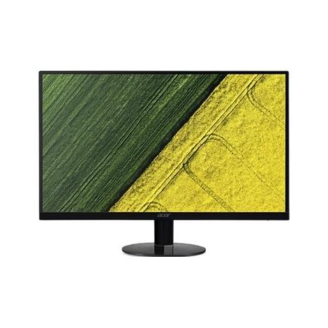 """Monitor Acer 23.8"""" FHD Sa240yb Zero 1920X1080 1ms HDMI DP USB-C MM Black"""