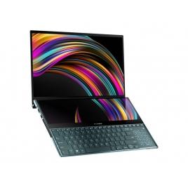 "Portatil Asus Zenbook PRO DUO UX581GV-H2001R CI9 9980HK 32GB 1TB SSD RTX2060 6GB 15.6"" UHD W10P Blue"