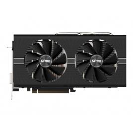 Tarjeta Grafica PCIE AMD Radeon RX 580 Nitro 8GB DDR5 DVI 2Xhdmi 2XDP