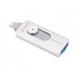 Memoria USB Silver HT 32GB Istick USB 3.0 Lightning / Micro USB Silver