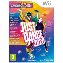 Juego WII Just Dance 2020