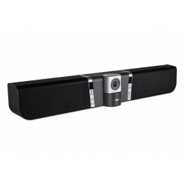 Camara Aver Ultra HD 4K VB342 Conference Soundbar Black
