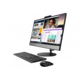 """Ordenador ALL IN ONE Lenovo V530 CI5 9400T 8GB 256GB SSD 23.8"""" FHD Dvdrw W10P Black"""
