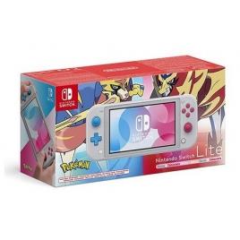 Consola Nintendo Switch Lite Edicion Limitada Zacian Y Zamaz