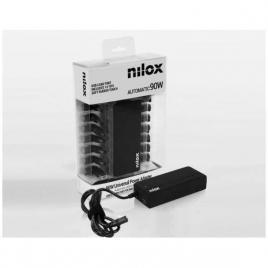 Alimentador Portatil Universal Nilox Automatico 90W USB