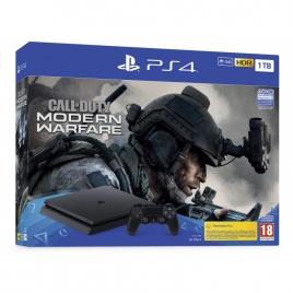 Consola Sony PS4 Slim 1TB + Call OF Duty: Modern Warfare