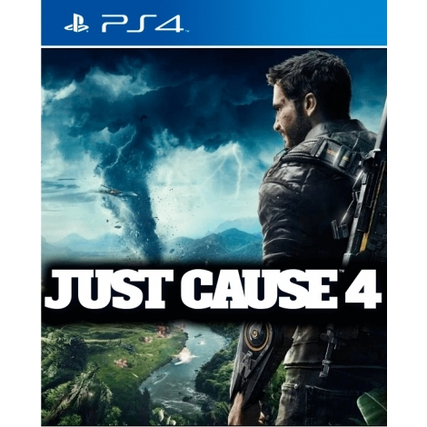 Juego PS4 Just Cause 4