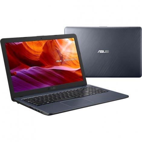 """Portatil Asus Vivobook X543UB-GQ1025T CI7 8550U 8GB 256GB SSD MX110 2GB 15.6"""" HD W10 Grey"""