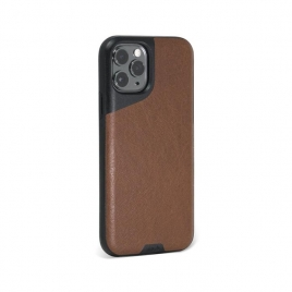 Funda Movil Back Cover Mous Contour Cuero Brown iPhone 11 PRO