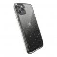 Funda Movil Back Cover Speck Presidio Clear Gold Glitter Transparent iPhone 11 PRO MAX