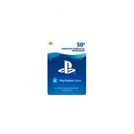 Tarjeta Sony Playstation Live Cards Hang 50€