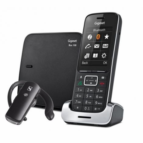 Telefono Inalambrico Siemens Gigaset SL450 Bluetooth + Auricular