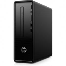 Ordenador HP 290 Slimline A6-9500 8GB 1TB + 256GB SSD W10 Black