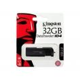 Memoria USB Kingston 32GB DT104 Black