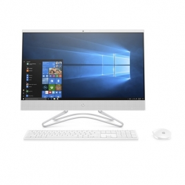 "Ordenador ALL IN ONE HP 24-F0037NS CI5 8250U 8GB 512GB SSD GF MX130 2GB 23.8"" FHD W10 White"
