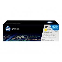 Toner HP 125A Yellow CP1215 CM1312 CP1515 CP1518 1400 PAG