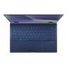 """Portatil Asus Zenbook UX362FA-EL206R CI7 8565U 16GB 512GB SSD 13.3"""" FHD W10P Blue"""