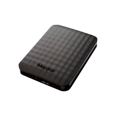 """Disco Duro Seagate 1TB Maxtor M3 Portable USB 3.0 2.5"""" Black"""