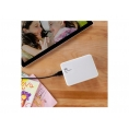 "Disco Duro Western 1TB MY Passport Ultra USB 3.0 2.5"" White"