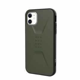Funda Movil Back Cover UAG Civilian Olive Drab iPhone 11